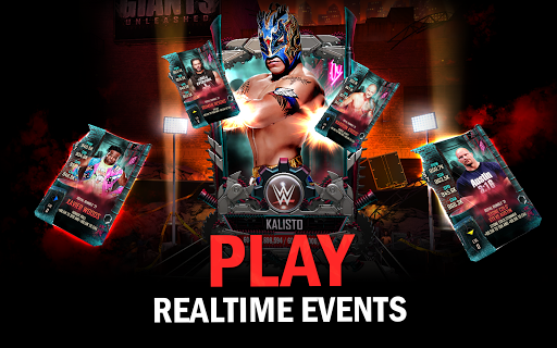 WWE SuperCard - Multiplayer Collector Card Game screenshot 10