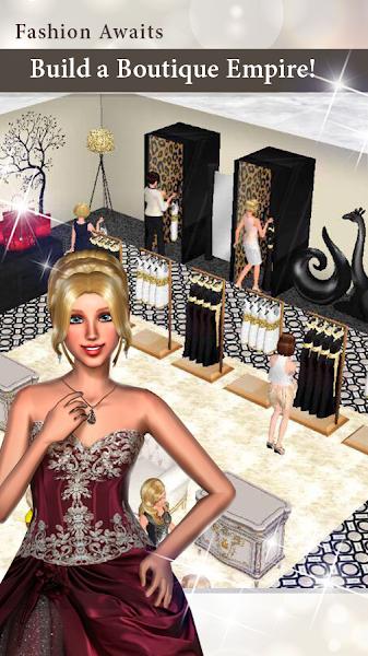 Fashion Empire – Boutique Sim v2.56.0 [Mod]