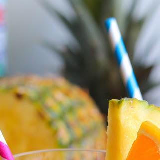 Orange Pineapple Punch.