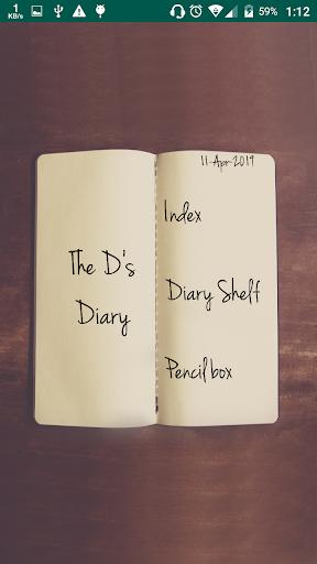 The D's Diary screenshot 1