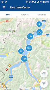 Live Lake Como- screenshot thumbnail