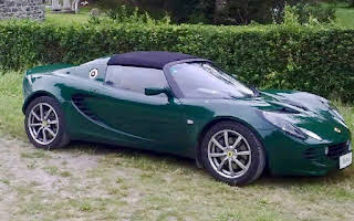 Lotus S2 Elise Rent Bay of Plenty
