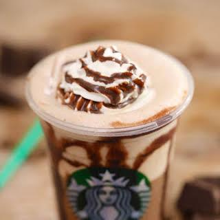 Starbucks Mocha Frappuccino.