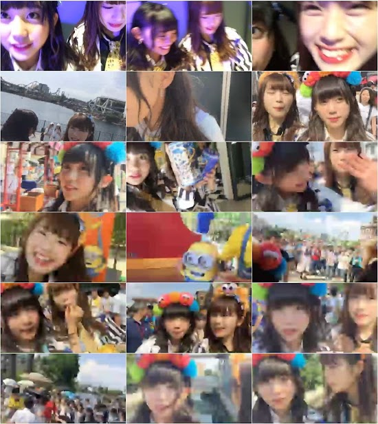 (Web)(360p) SHOWROOM SP AKB48 GROUP選抜 やり過ぎ!サマー 160731