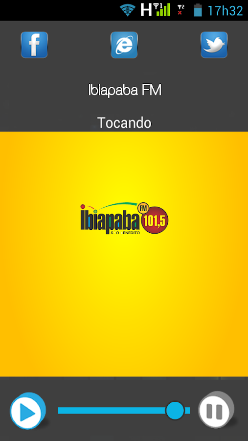 Ibiapaba FM 101,5- screenshot