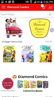Diamond Comics- screenshot thumbnail