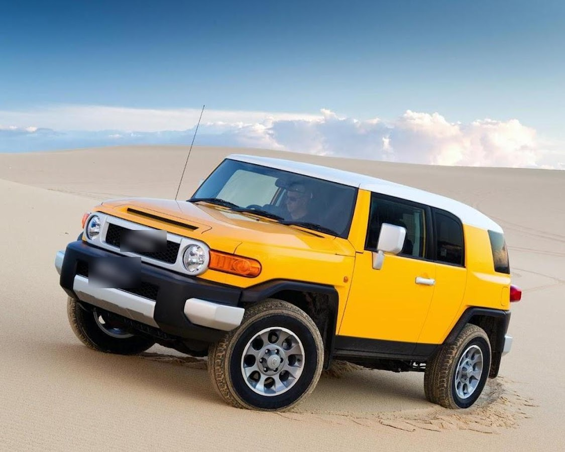Wallpapers Toyota FJ Cruiser  Android Apps on Google Play