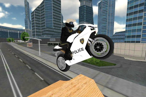 Police Moto Bike Simulator 3D for PC