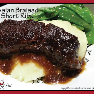 Asian Braised Short Ribs with Bok Choy
