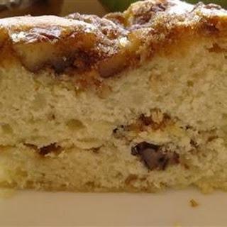 Sour Cream Coffee Cake IV