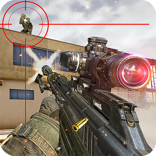 Elite Commando Shooting 3D