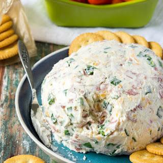 Salami Cream Cheese Ball.