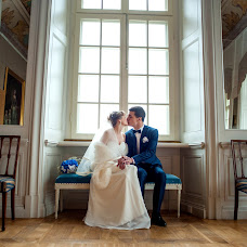 Wedding photographer Kristina Ceplish (kristinace). Photo of 24.10.2016