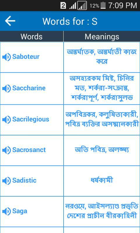 english 2 bangla dictionary java