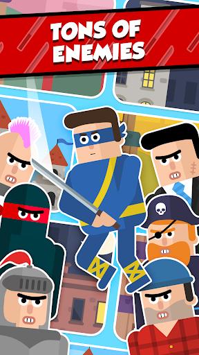 Mr Ninja - Slicey Puzzles 2.11 screenshots 3