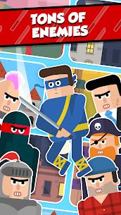 Mr Ninja – Slicey Puzzles (MOD, Skins Unlocked) 3
