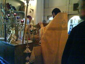 Photo: 10/23 de Junio, Divina Liturgia en la Catedral de San Juan de Kronstadt, Odesa