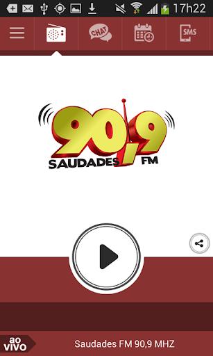 Saudades FM 90 9 MHZ