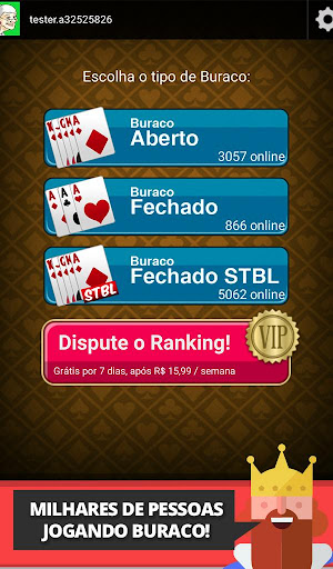 Buraco Jogatina: Jogo de Cartas Gru00e1tis 1.7.2 screenshots 20