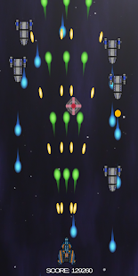 General Guidelines: Old School Space Shooter - náhled