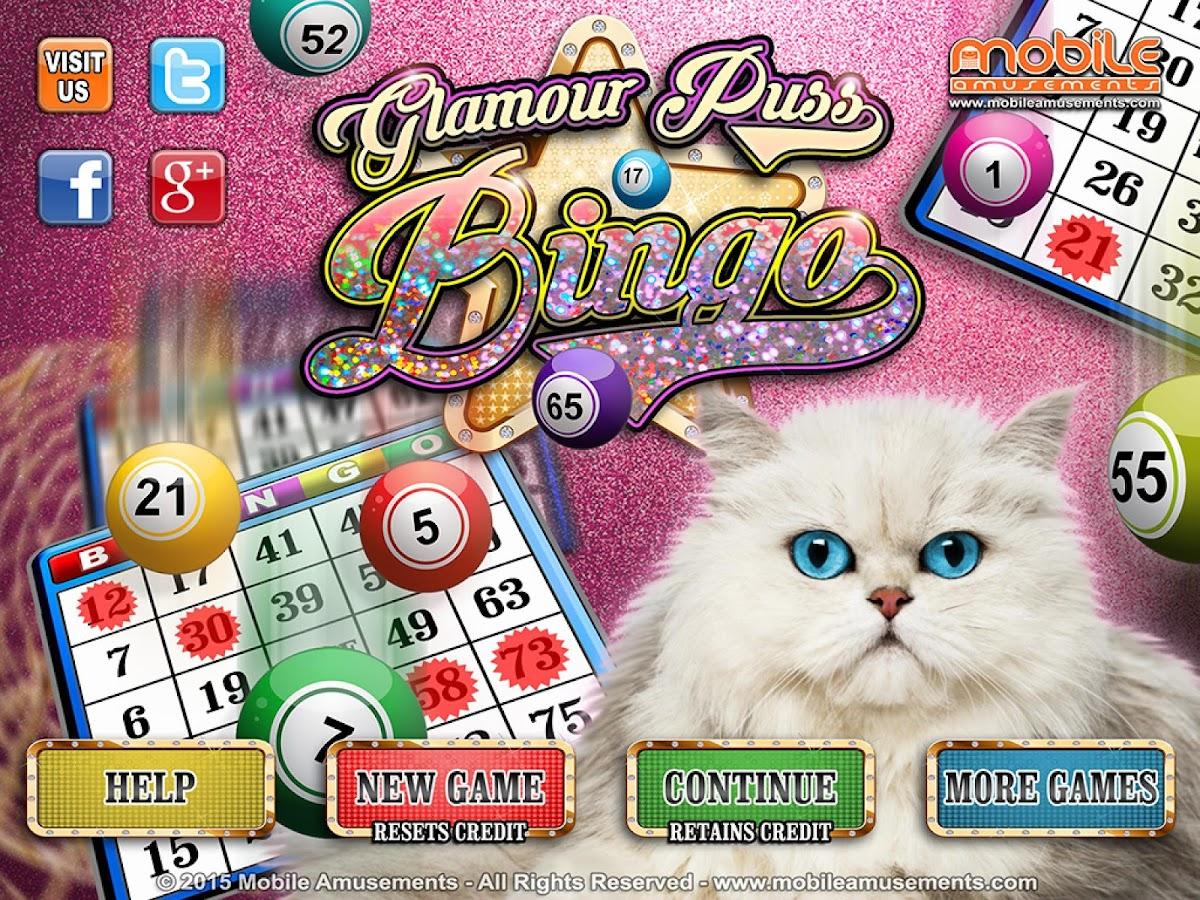 Kitty bingo mobile