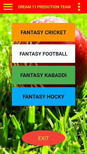 Fantasy Sports-Dream11 Tips And News  screenshots 1