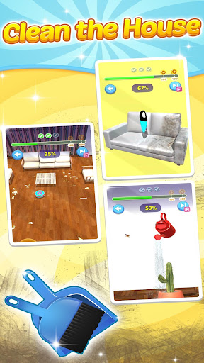 Chores! android2mod screenshots 2