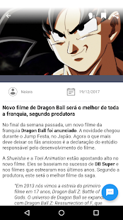 AnimeFans - Noticias de Animes- screenshot thumbnail