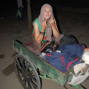 Homeless in India Female Travel Blog | Krys Kolumbus Travel