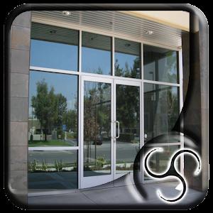 Shop glass door design android apps on google play for Door design app