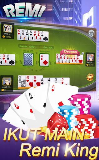 Remi King Keaslian online domino qq free gaple 1.4.2 pic 2
