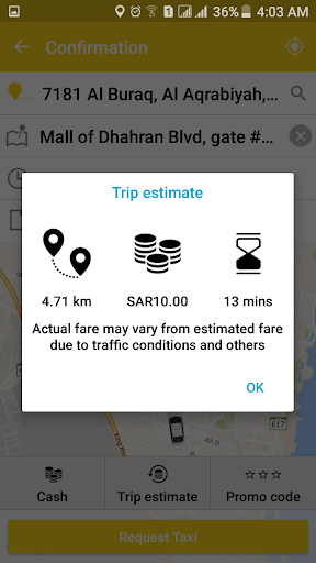 WSILH Car Booking App 4.6.1401 screenshots 6