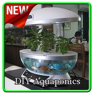 DIY Aquaponics - náhled