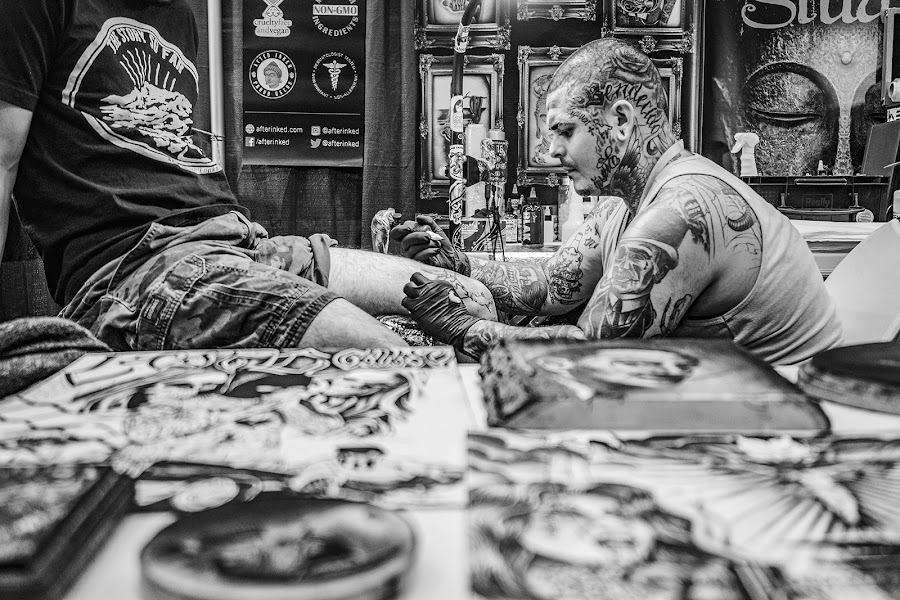 South Florida Filmmaker 23rd Annual South Florida Tattoo Expo In