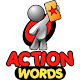 Action Words: 3D Animated Flash Cards Android apk