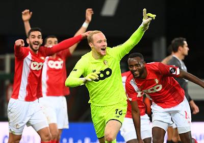 Arnaud Bodart... en pointe, Genk et Ostende en force: notre équipe de la semaine