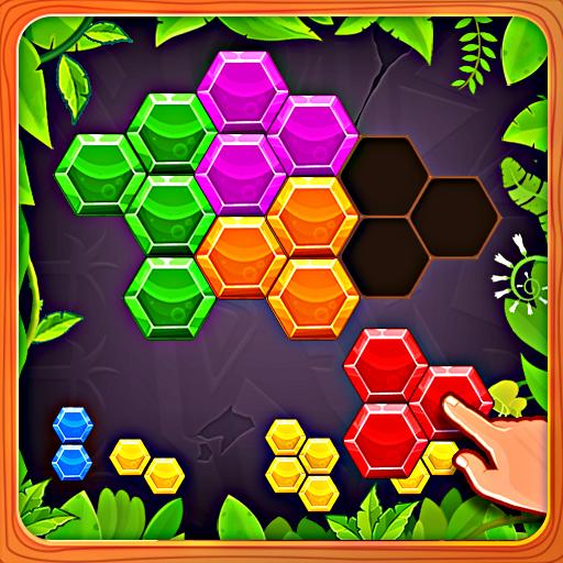 Jungle Block Puzzle - Free Game