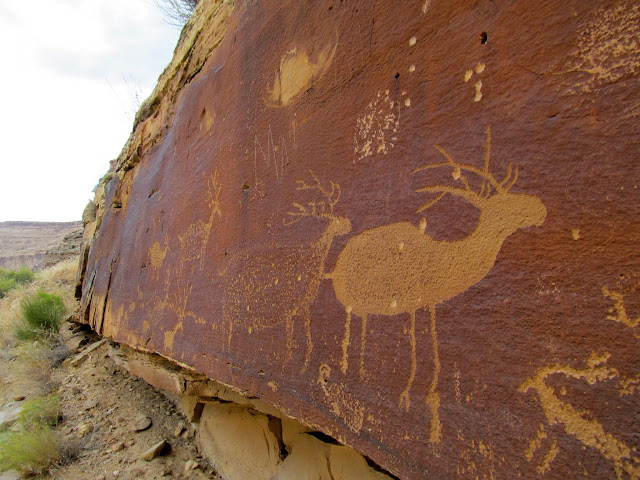 Nefertiti petroglyphs
