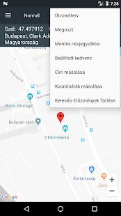 kereshető budapest térkép Térkép koordinátákkal – Alkalmazások a Google Playen kereshető budapest térkép