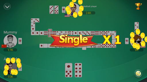Domino QQ/99 Poker QiuQiu KiuKiu Sibo Slot Hilo 1.7.9 screenshots 21