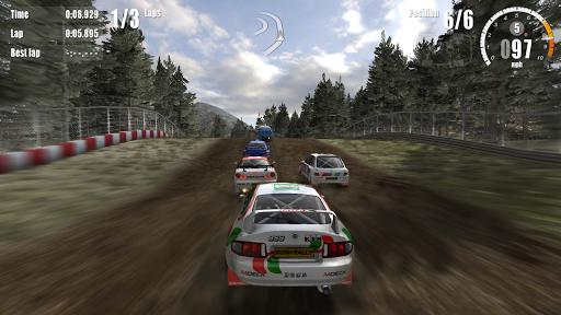Rush Rally 3  screen 1