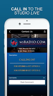 wsRadio.com- screenshot thumbnail