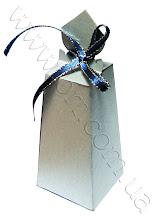 Photo: Коробочка для свечки. Лазерная резка картона