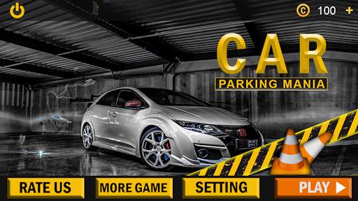 3d real car parking mania – car parking fury 0.1 screenshots 1