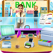 Bank Manager & Cashier 2