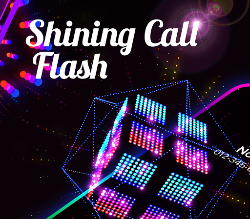 Screenshot for Color Flash Launcher - Call Screen, Themes in United States Play Store
