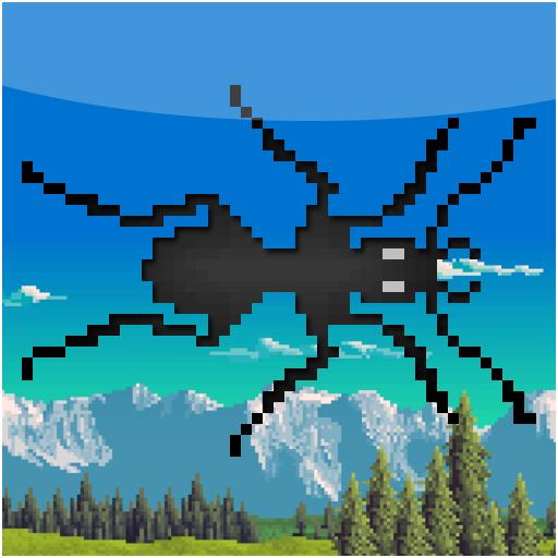 Ant Evolution - ant terrarium and life simulator