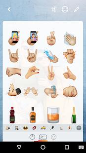 EMOJUM—Sticker Keyboard & Stories App - náhled