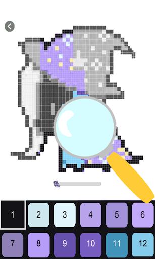 Pixel Art Pony image   8