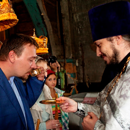 Wedding photographer Mikhail Ogarev (OGAREV). Photo of 06.10.2017